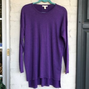 Eileen Fisher sweater tunic